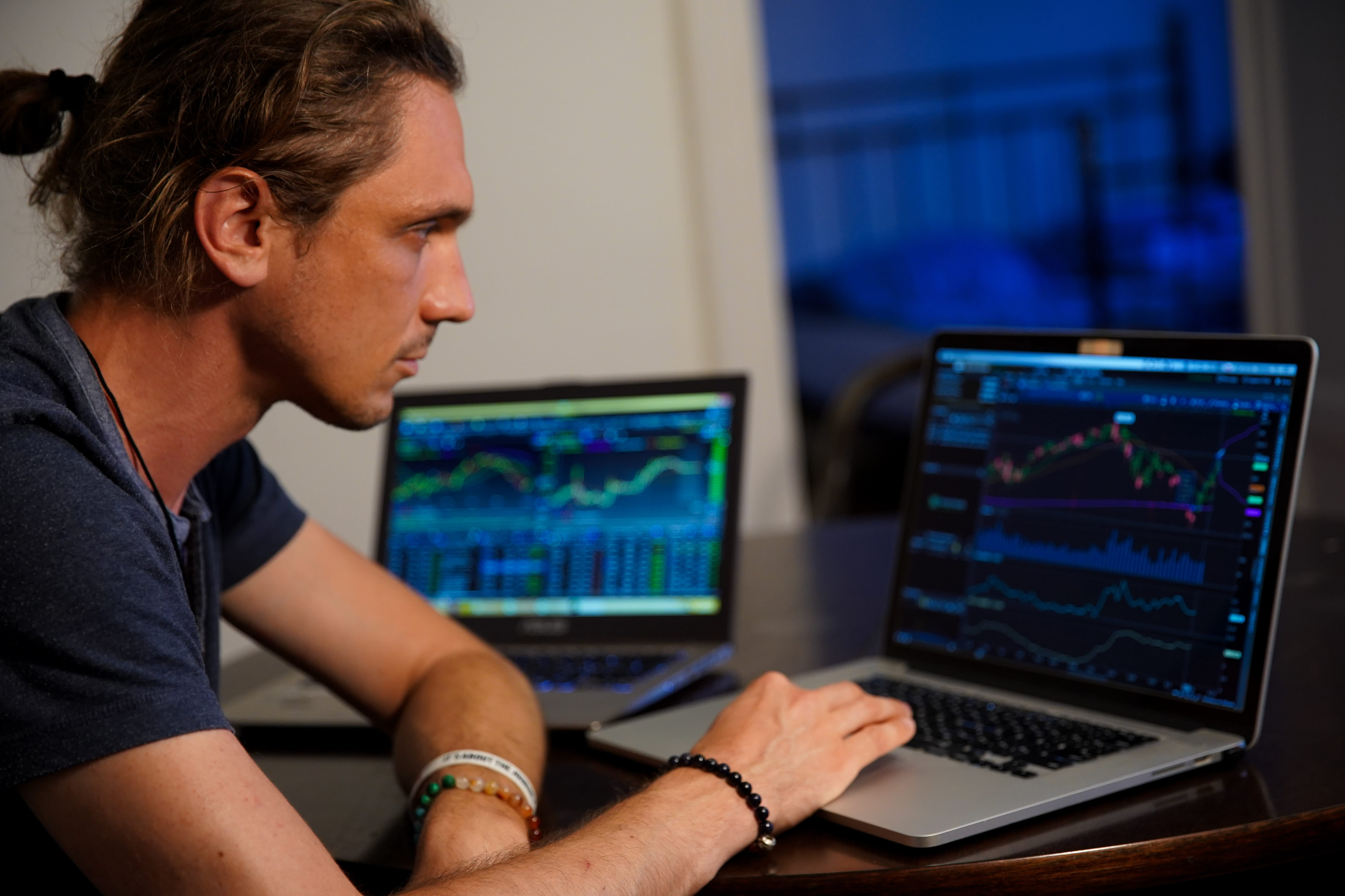 Online Option Trading Manager